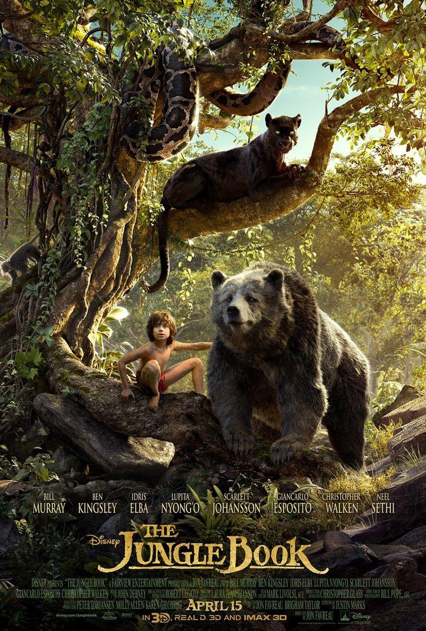 Jungle Buch Film
