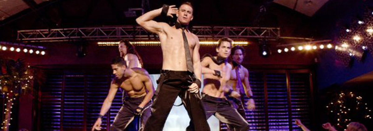 Channing Tatum: Tatum lässt als Stripper 'Magic Mike' die Hüllen fallen