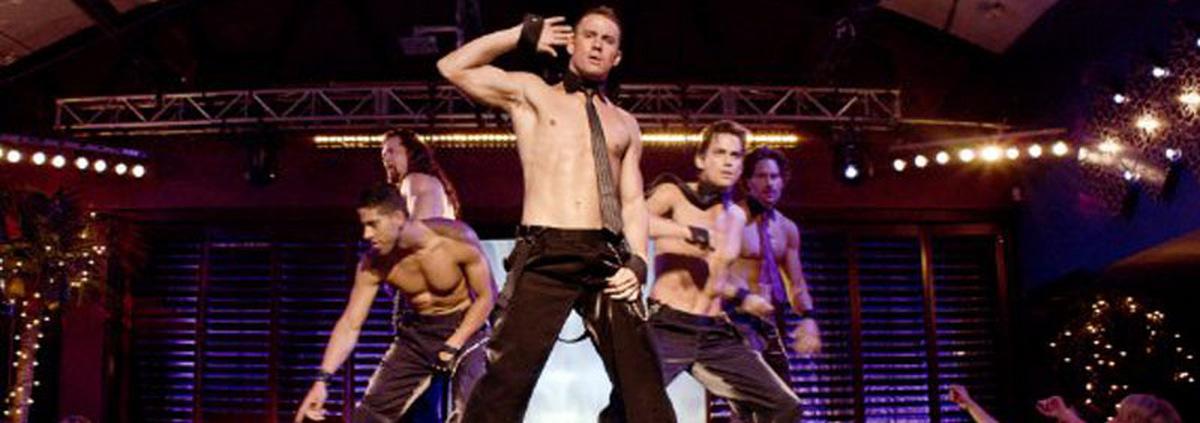 Channing Tatum: Tatum lässt als Stripper 'Magic Mike' die Hüllen fallen