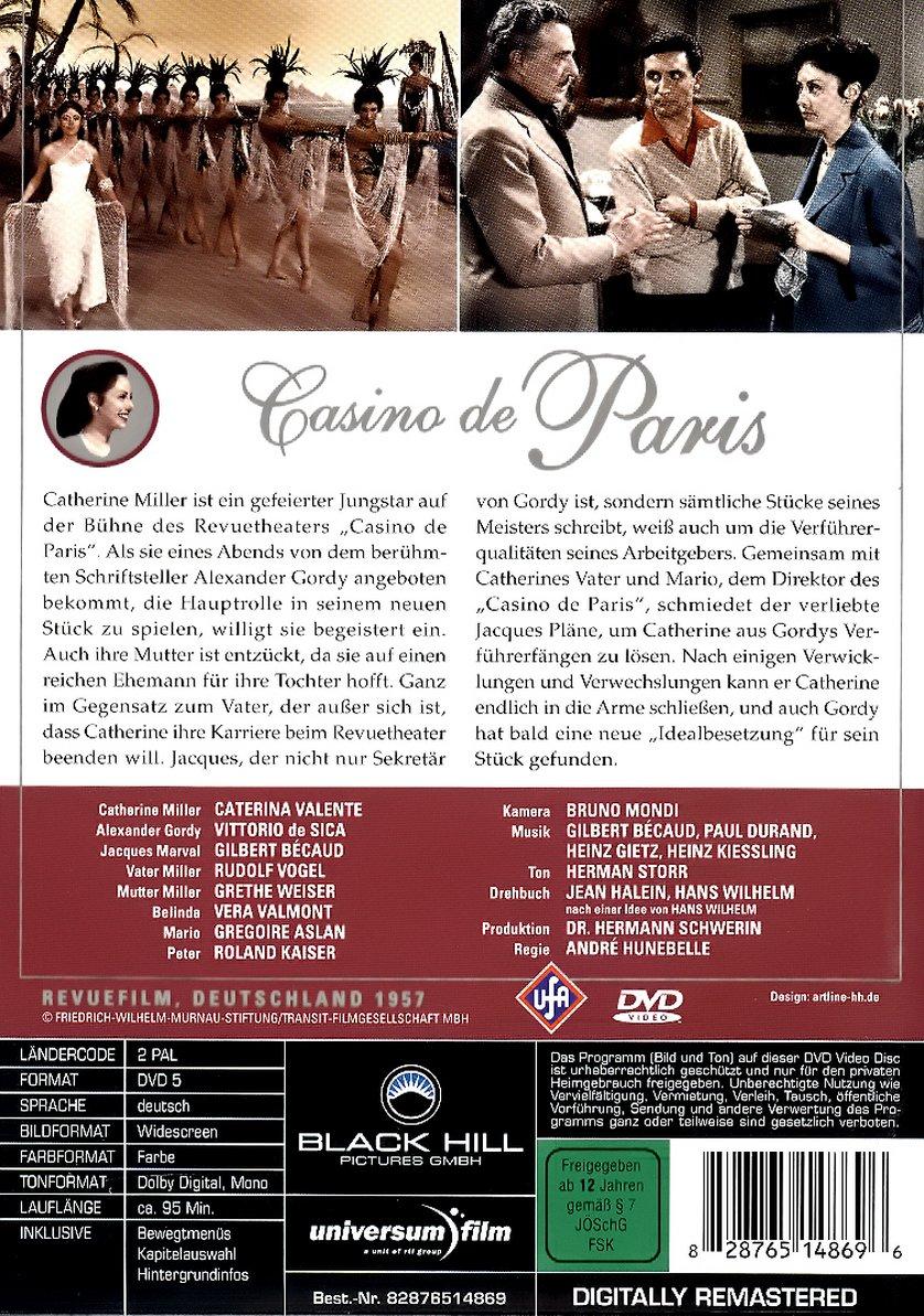 casino de paris 1957
