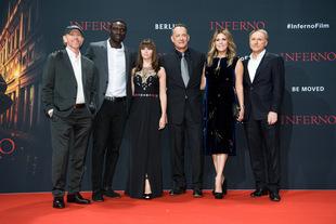 'Inferno'-Premiere in Berlin