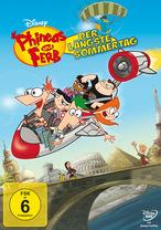 Phineas und Ferb - Der längste Sommertag