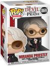 Der Teufel trägt Prada Miranda Priestly Vinyl Figur 869 powered by EMP (Funko Pop!)