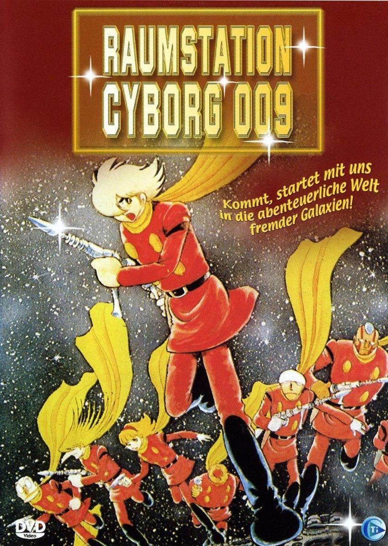 Raumstation Cyborg 009