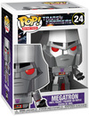 Transformers Megatron Vinyl Figur 24 powered by EMP (Funko Pop!)