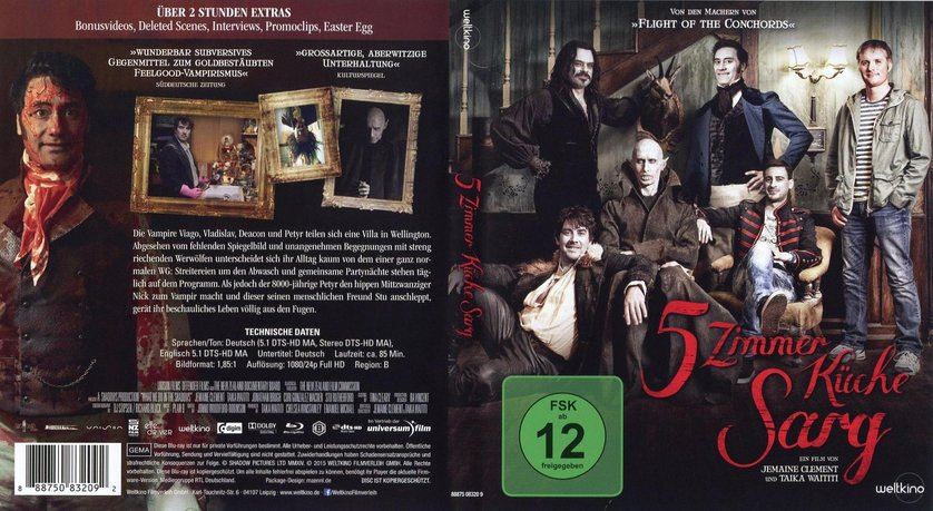 5 Zimmer, Küche, Sarg: DVD, Blu-ray oder VoD leihen ...