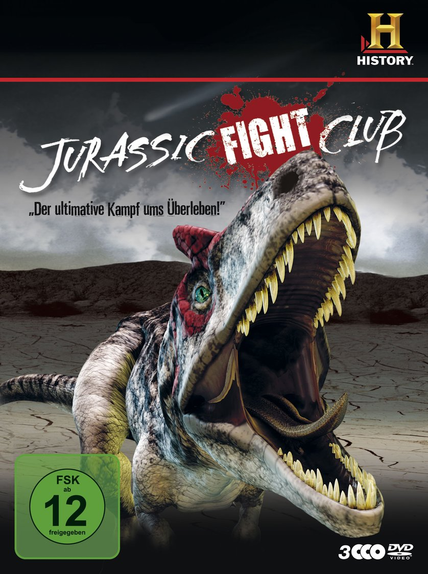 Jurassic Fight Club Deutsch