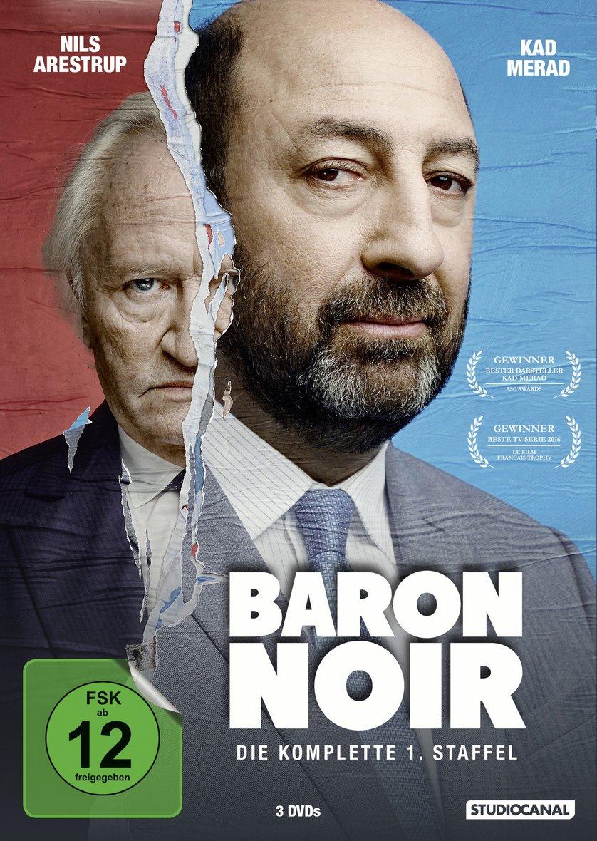 Baron Noir Staffel 2