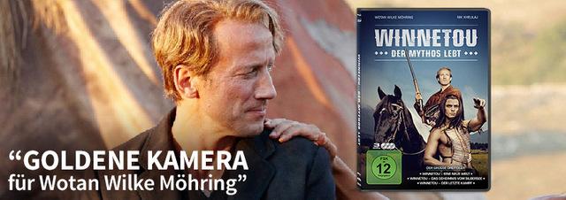 Winnetou - Der Mythos lebt: Goldene Kamera für Wotan Wilke Möhring
