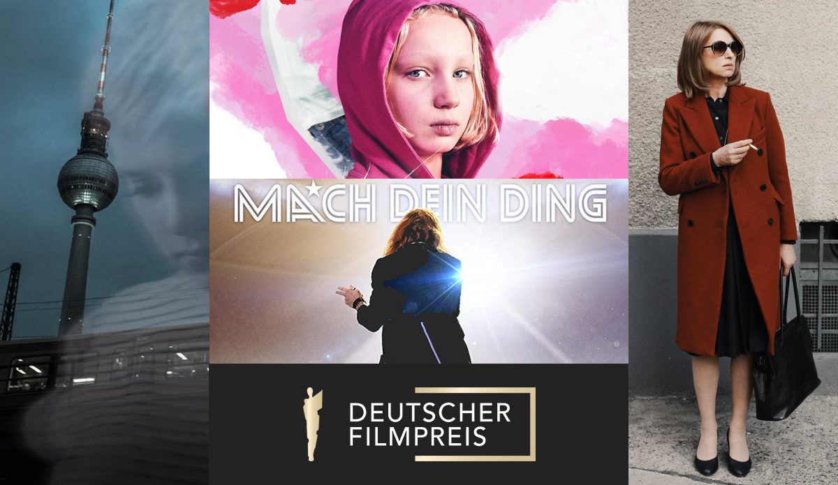 Deutscher Filmpreis 2020: Die Nominierten zum Deutschen Filmpreis 2020
