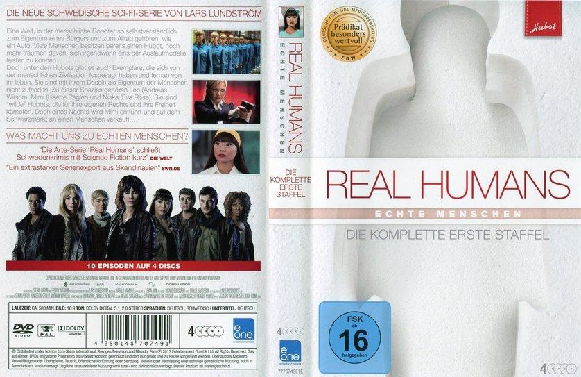 Real Humans Staffel 1