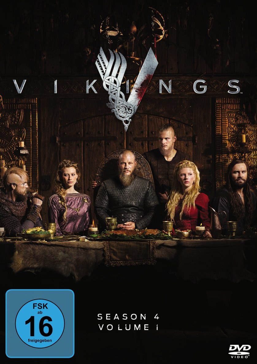 vikings staffel 4 dvd