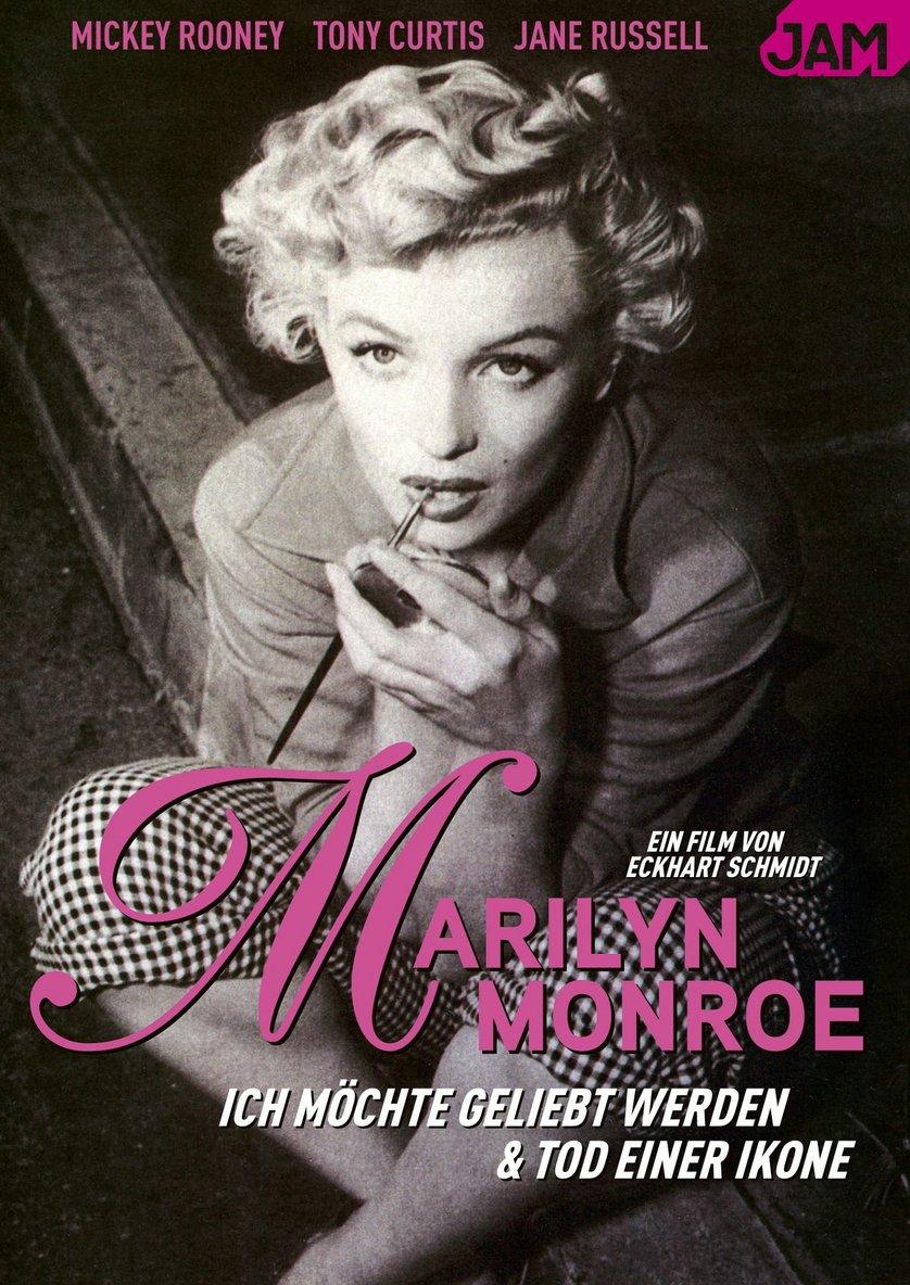 Marilyn Monroe - Ich möchte geliebt werden: DVD oder Blu