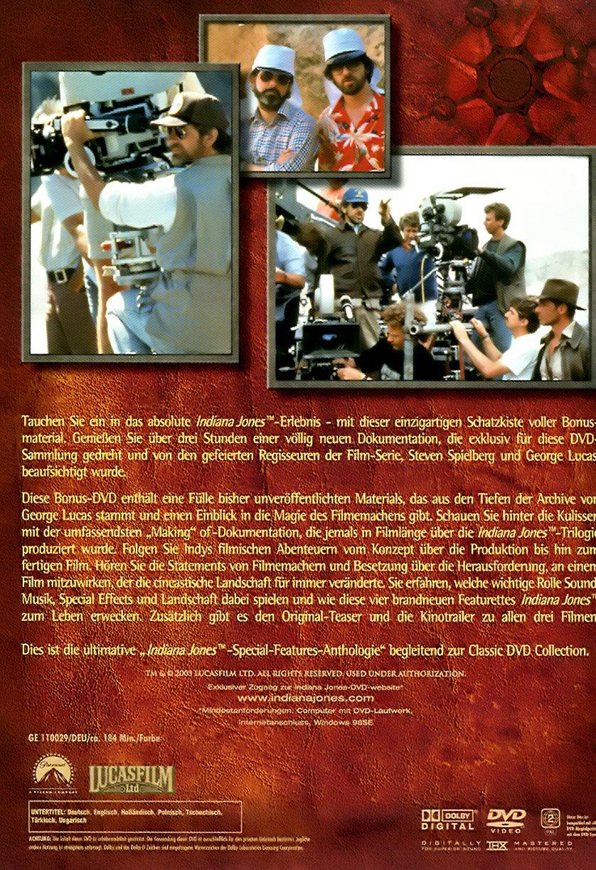 Die Abenteuer Des Jungen Indiana Jones Dvd