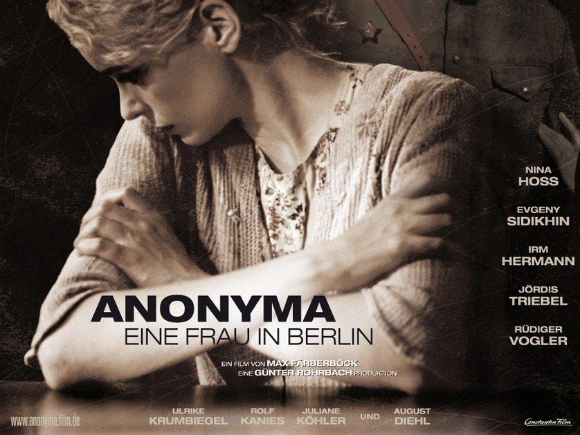 Anonyma Eine Frau In Berlin Ganzer Film