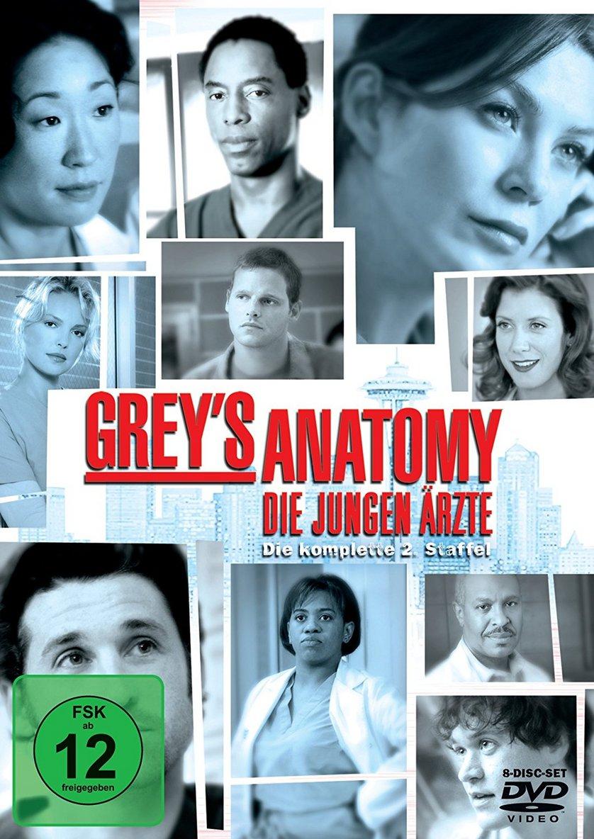 Grey\'s Anatomy - Staffel 2: DVD oder Blu-ray leihen - VIDEOBUSTER.de