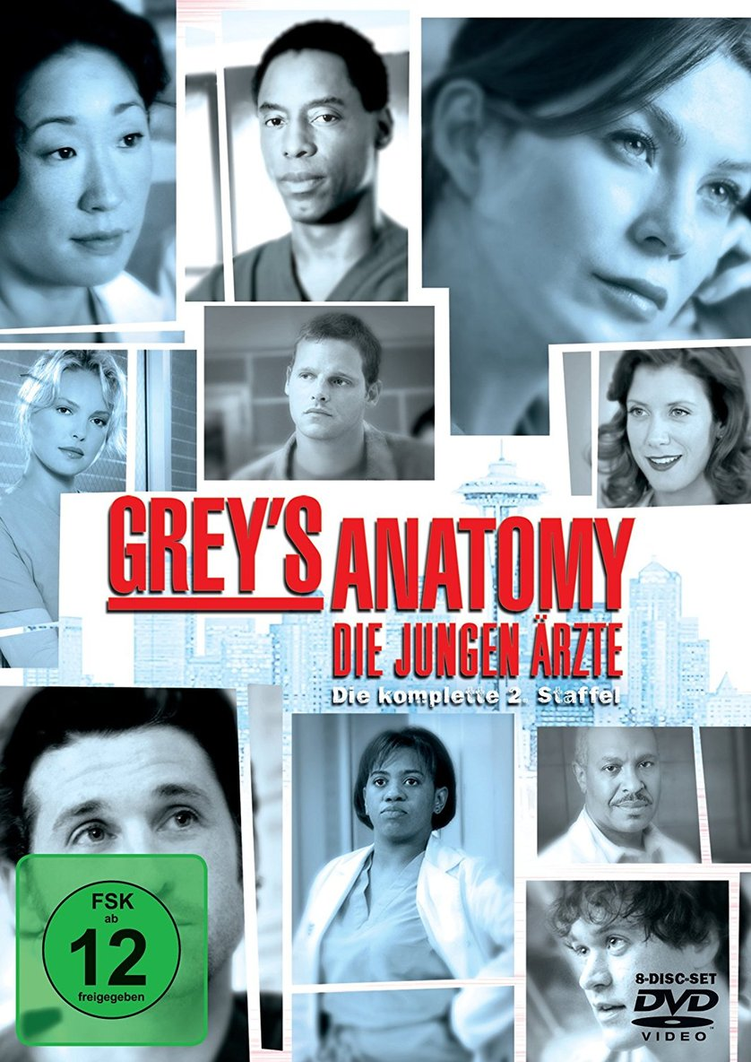 greys anatomy staffel 2