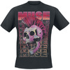 Muse Mohawk Skull powered by EMP (T-Shirt)