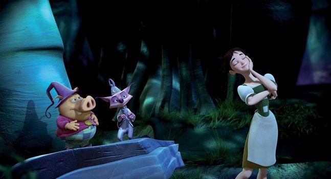 Es war k'einmal im Märchenland