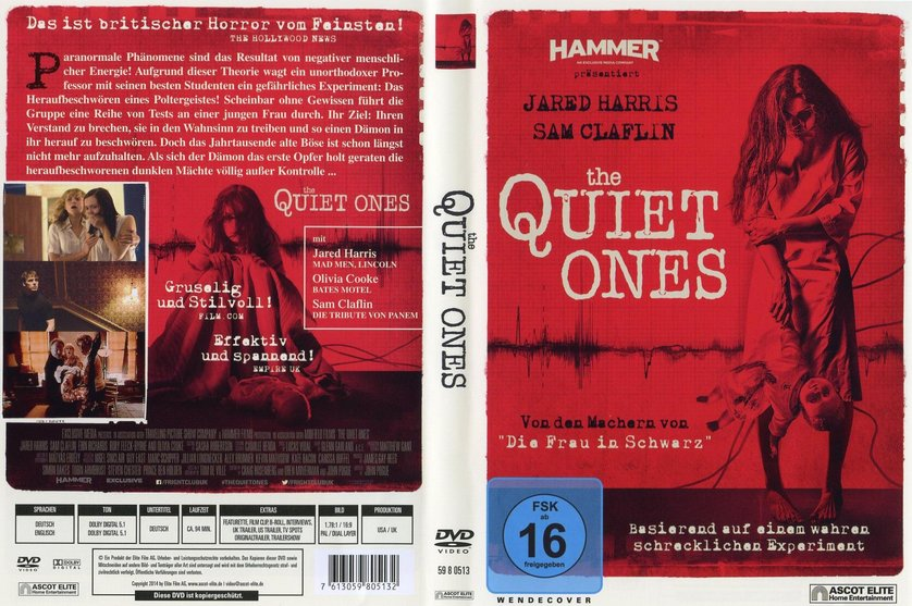 The Quiet Ones: DVD, Blu-ray oder VoD leihen - VIDEOBUSTER.de