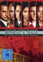 Without a Trace - Staffel 6
