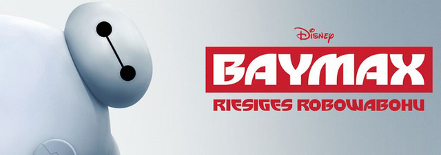 Baymax - Riesiges Robowabohu: Die Disney Studios starten ein riesiges Robowabohu!