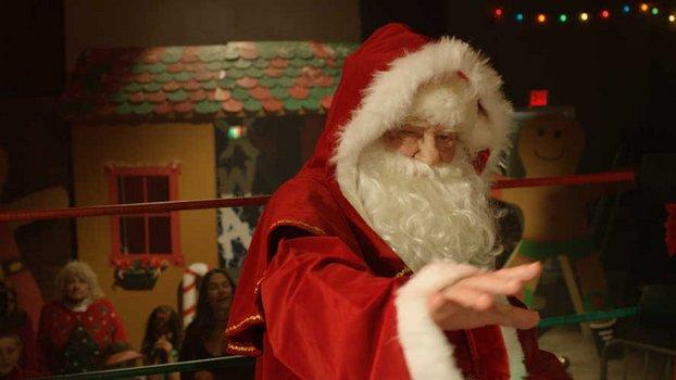 Auf der Suche nach dem Weihnachtsmann
