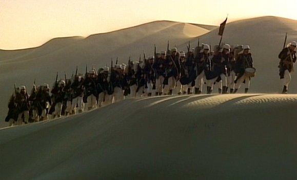 Marschier oder stirb - In der Wüste ist die Hölle los
