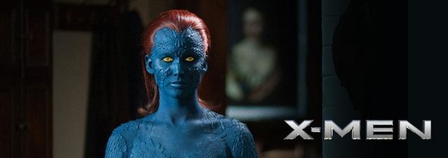Jennifer Lawrence in X-MEN: Der letzte Auftritt von Jennifer Lawrence
