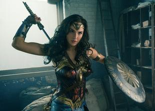 Gal Gadot als 'Wonder Woman' 2017 © Warner Bros.