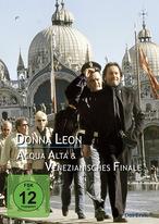 Donna Leon - Acqua Alta & Venezianisches Finale
