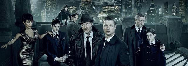 Gotham: Gotham: Das erste Kapitel Batmans