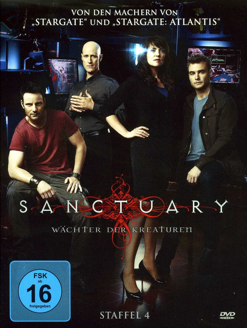 Sanctuary Staffel 3