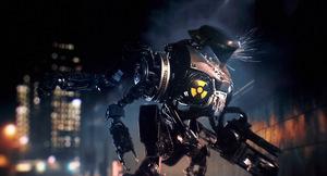 Robo-Cain-Figur aus 'RoboCop 2' (USA 1990) © EuroVideo