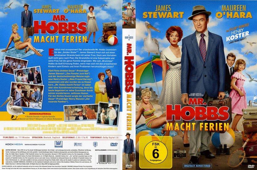 Mr Hobbs Macht Ferien