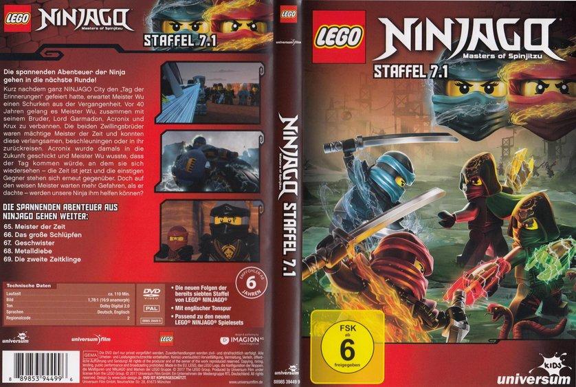 Ninjago Staffel 7 Folge 1 Deutsch