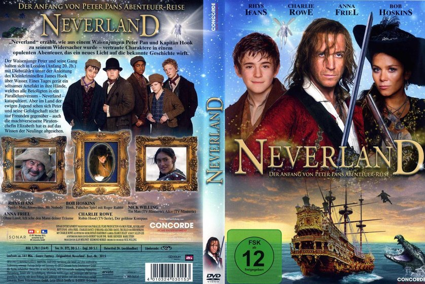 Neverland - Reise In Das Land Der Abenteuer