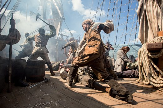 Black Sails - Staffel 1