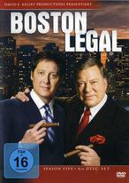 Boston Legal - Staffel 5