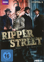 Ripper Street - Staffel 3