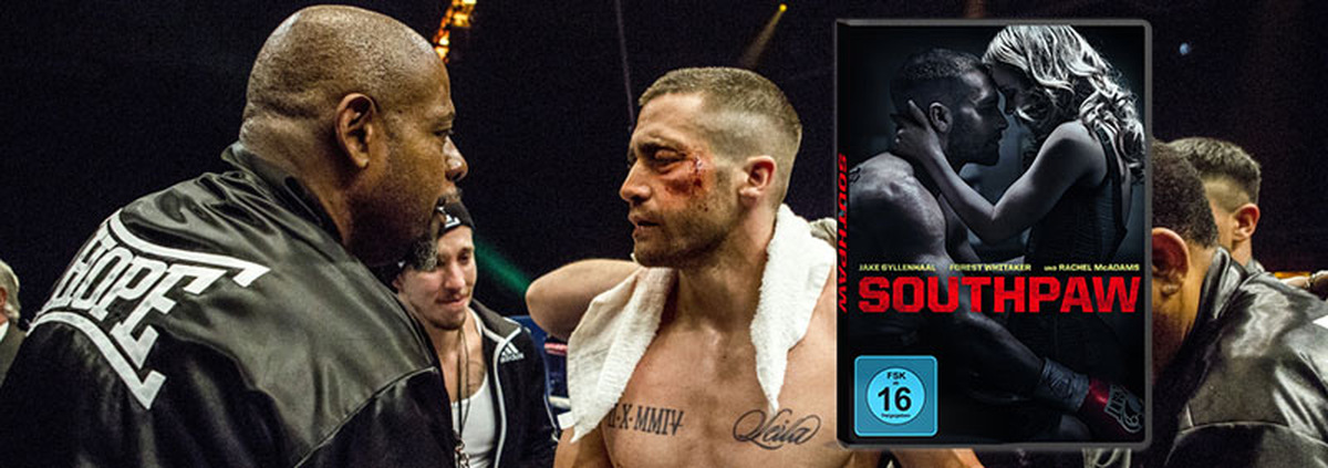 Southpaw: Gyllenhaal bestreitet den Kampf seines Lebens