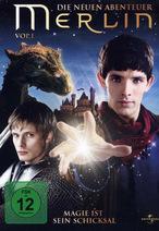 Merlin - Die neuen Abenteuer - Staffel 1