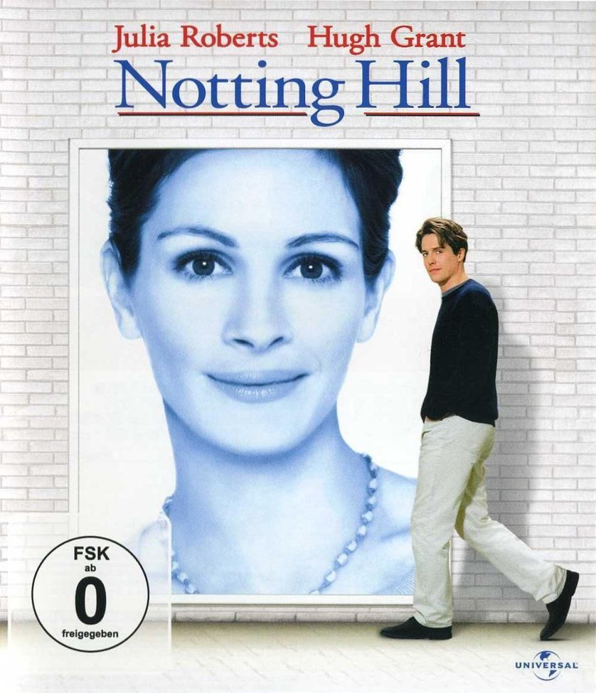 notting hill dvd oder blu ray leihen. Black Bedroom Furniture Sets. Home Design Ideas
