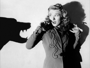 Evelyn Ankers 1941 in 'Der Wolfsmensch' © Universal Pictures