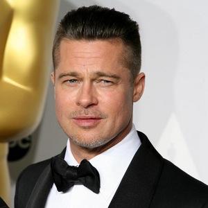 Oscar-Preisträger Brad Pitt