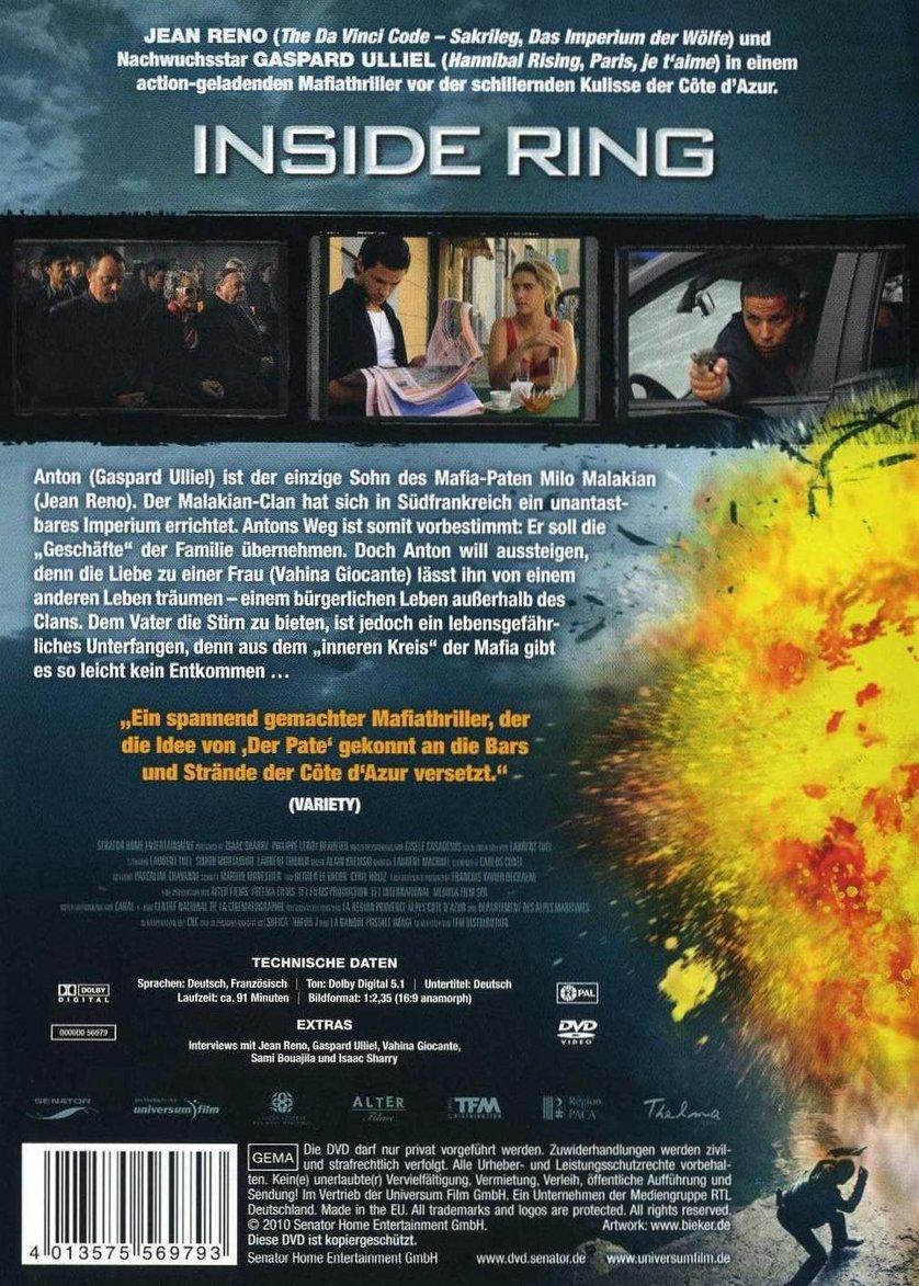 Inside Ring Dvd Blu Ray Oder Vod Leihen Videobusterde