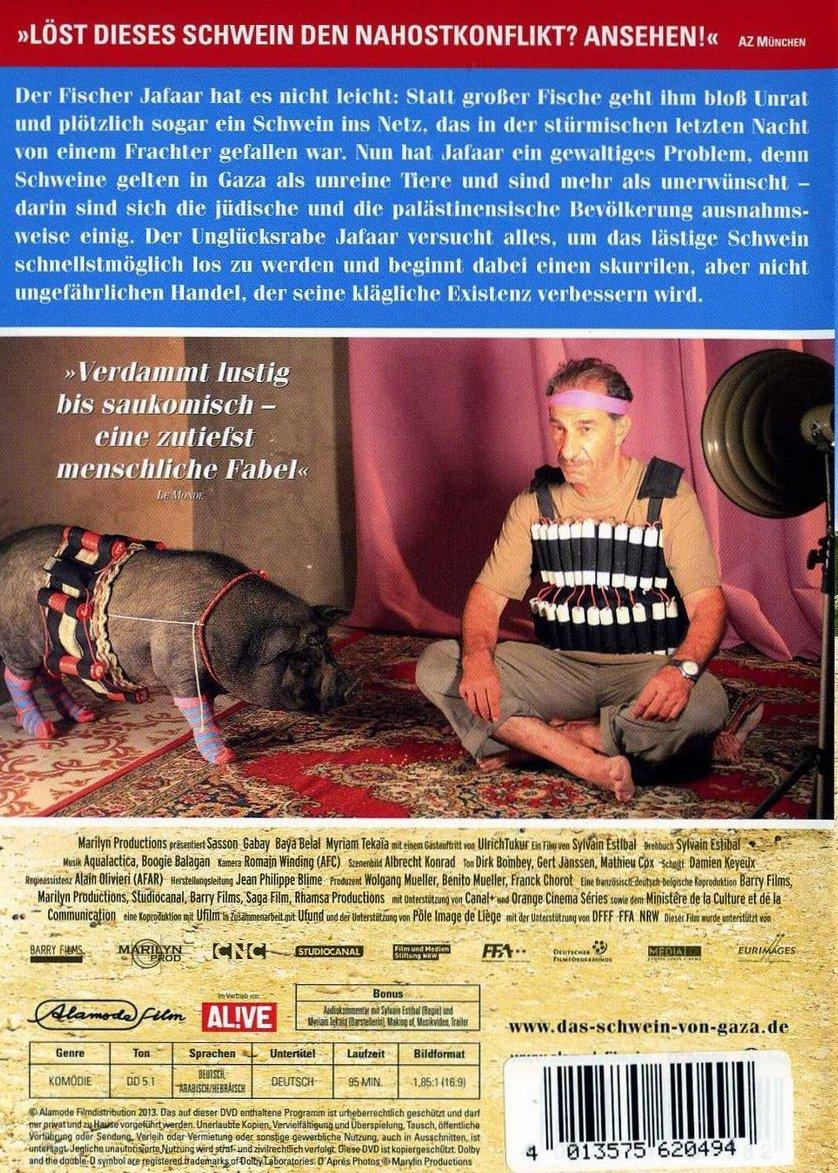 Das Schwein Von Gaza Stream