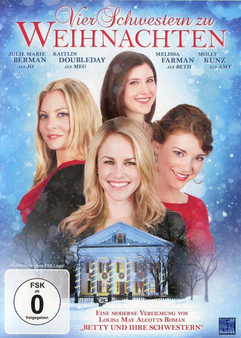 Vier Schwestern zu Weihnachten: DVD oder Blu-ray leihen - VIDEOBUSTER.de