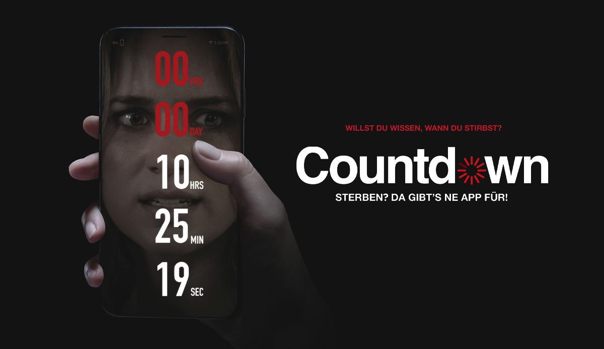 Countdown: Eine App, die deinen Todeszeitpunkt voraussagt?