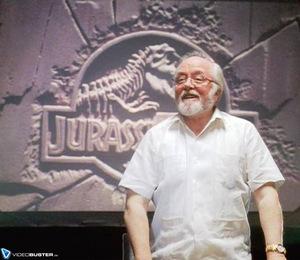 1993 als Hammond im 'Jurassic Park' © Universal Pictures